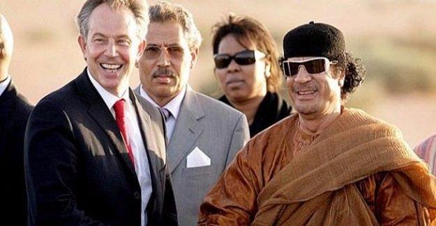 Kaddafi'nin Yapmış Olduğu Kehanet Gerçekleşti