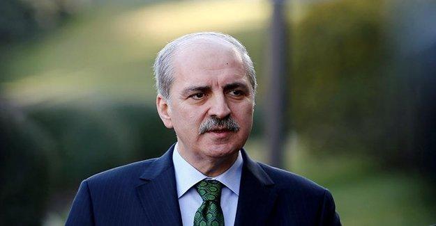 Kurtulmuş: Diyarbakır'daki Saldırıyı Lanetliyorum