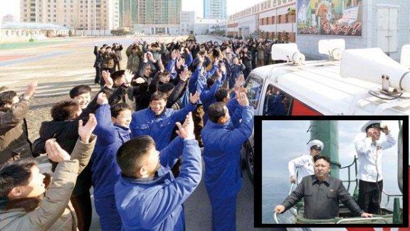 Kuzey Kore Dünyayı Ayağa Kaldırdı
