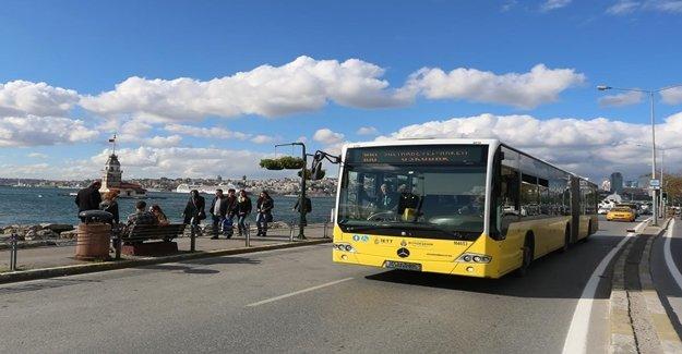 Metrobüse Alternatif Geliyor