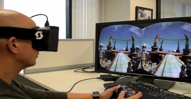 Oculus Rift Ön Siparişle Satışa Çıktı