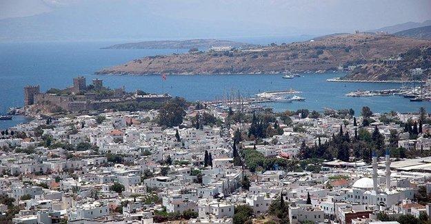 Ortadoğular Marmaris'ten Ev Alıyor