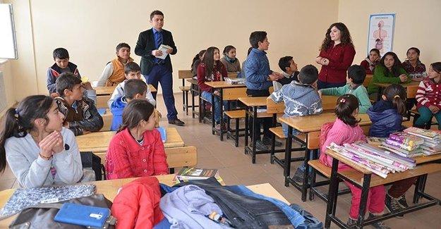 Samsun'dan Yüksekova'ya Gönül Köprüsü Kurdular