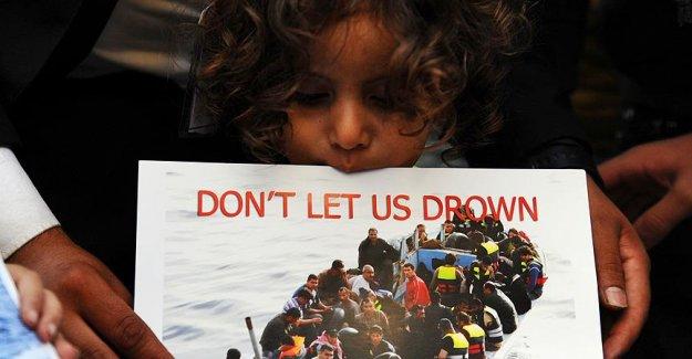 Sığınmacıların Hayatı Tehlikede