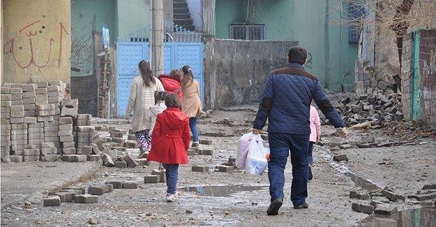 Silopi'deki Sokağa Çıkma Yasağı
