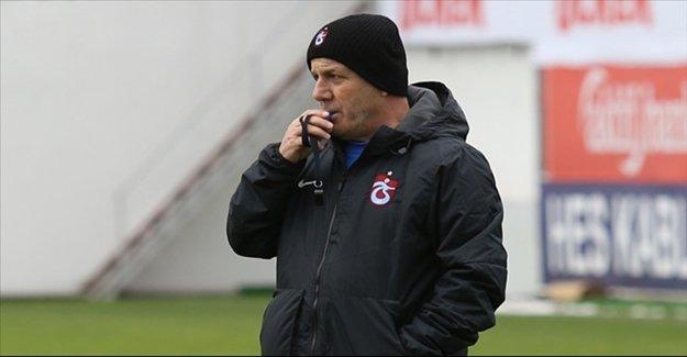 Trabzonspor'da Gençlere Şans Doğdu