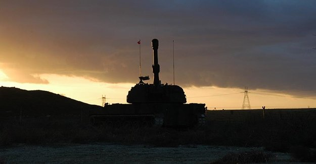 Türk Askeri 17 DAEŞ Militanını Öldürdü