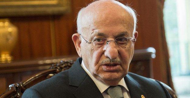 Türkiye Büyük Millet Meclisi Başkanı Kahraman Irak'da