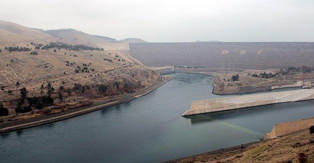 Türkiye'nin En Büyük Barajı Yüzde 90 Dolu