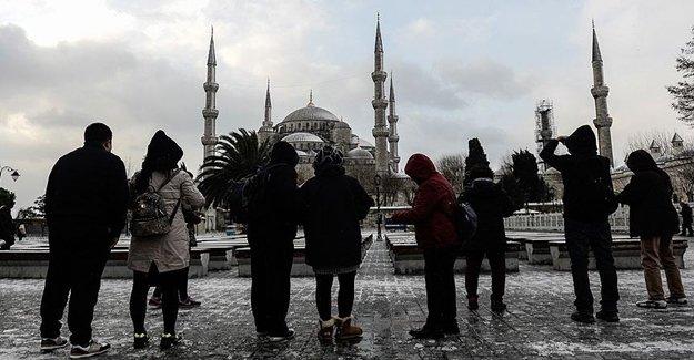 Türkiye 2015 Senesinde Kaç Milyon Turist Ağırladı