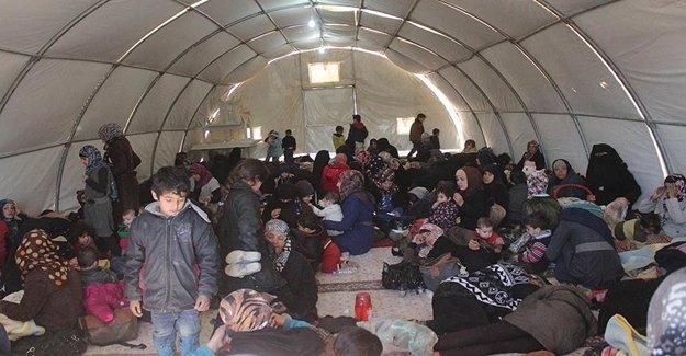 150 Suriyeli Aile Bakın Nereye Yerleşti?