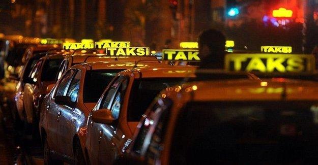 31.Yıldır Gelir Kapısı Taksiciler İsyanda