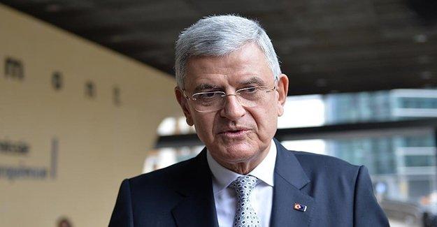 AB Bakanı Bozkır: Önemli Açıklamada Bulundu