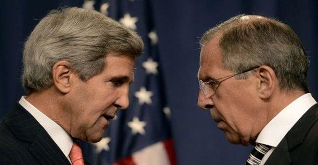 ABD'den Flaş Açıklama: Rusya İle Anlaştık