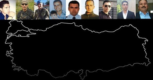 Acıları Türkiye'yi Yaktı