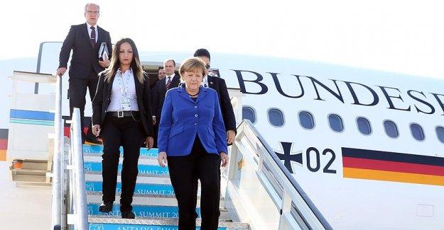 Almanya Başbakanı Türkiye'yi Ziyaret Edecek
