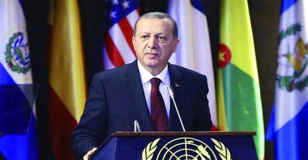 Cumhurbaşkanı Erdoğan'dan Arınç'a Yanıt