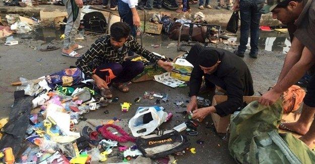 Bağdat'da Çifte İntihar Saldırısı