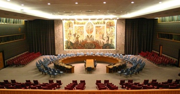 BM Güvenlik Konseyi Türkiye'yi Görüşecek