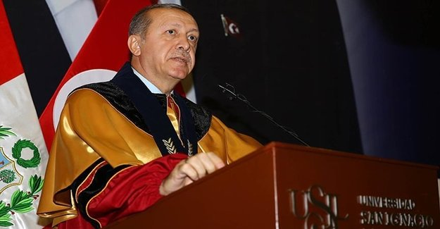 Cumhurbaşkanı Erdoğan: Önemli Açıklama Yaptı