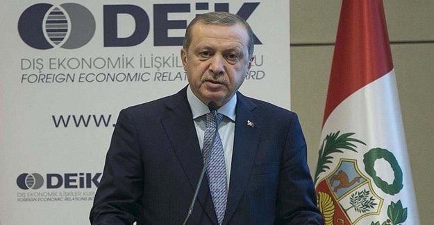 Cumhurbaşkanı: IMF Hakkında Konuştu
