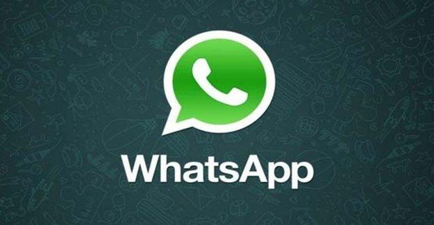 Dikkat! Whatsapp Dün Akşamdan İtibaren...