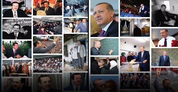 Erdoğan'a Twitter'dan Doğum Günü Sürprizi