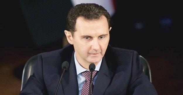 Esad'dan 'Türkiye' Açıklaması