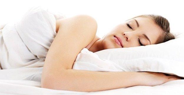 Fazla Ve Az Uykuda Felç Riski