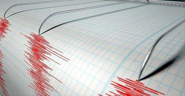 Fethiye'de Şiddetli Deprem Meydana Geldi