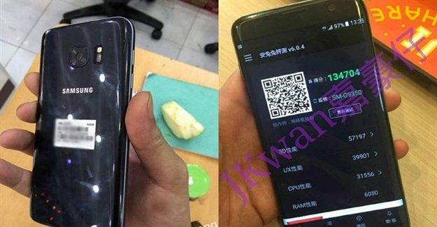 Galaxy S7'nin 'Gerçek' Görüntüleri!