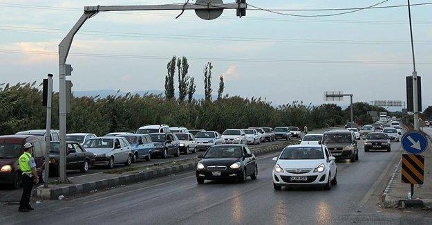 İstanbul'da Bazı Yollar Trafiğe Kapanıyor