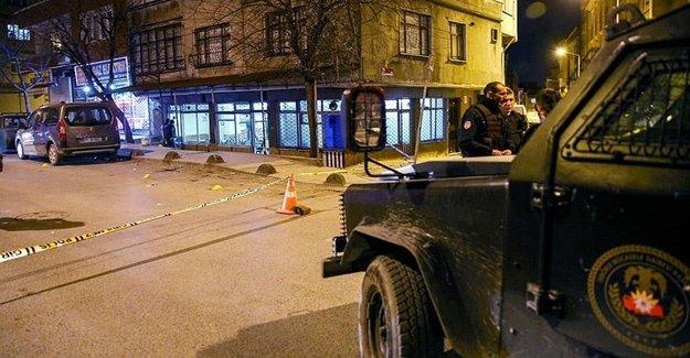 İstanbul'da Kahvehaneyi Saldırı Düzenlendi