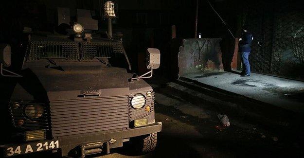 İstanbul'daki Bazı Adreslere Büyük Operasyon Yapıldı