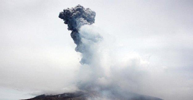 Japonya'da Korkunç Yanardağ Patlaması Olursa