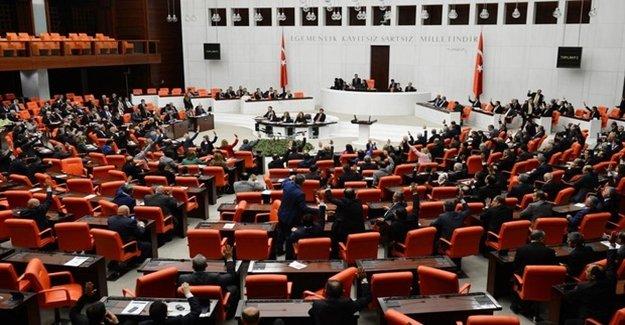 Meclis'te 'Dokunma' Hazırlığı