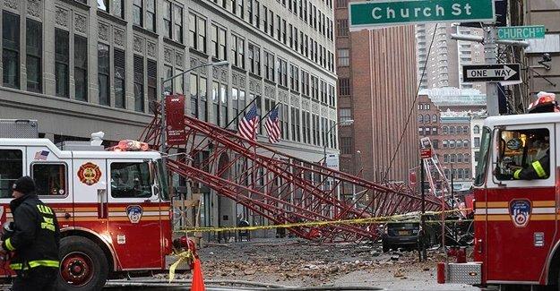 New York'ta Yaşanan Feci Kaza Nedir