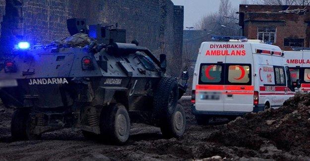 Sur 'da Hain PKK Saldırısından 2 Şehidimiz Var