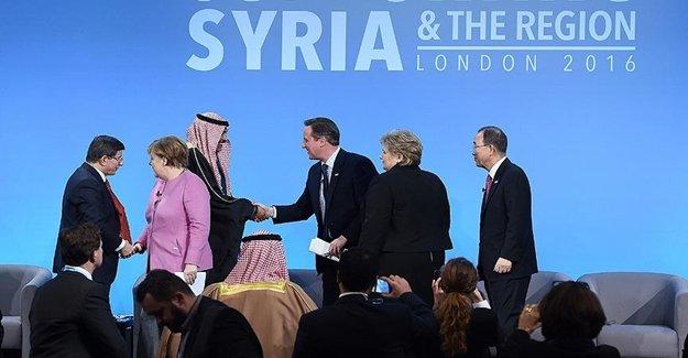 Suriye'ye Büyük Yardım Ne Kadar Yapılacak?