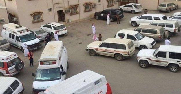 Suudi Arabistan'da Şok Saldırı
