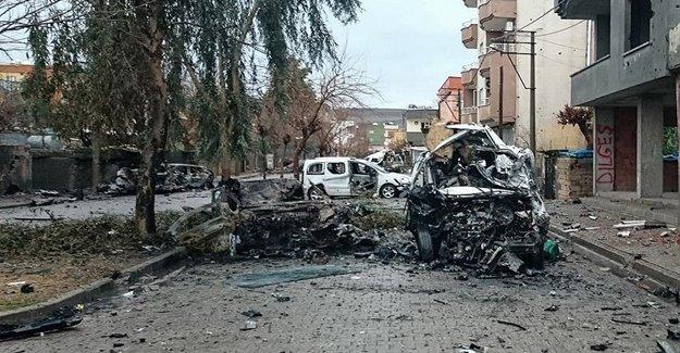 Terör Saldırısında Şırnak'ta 2 Kişi Öldü