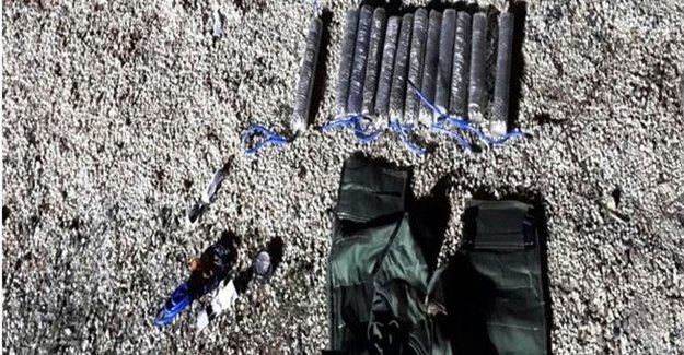 TSK Açıkladı Sınırda Canlı Bomba Yelekleri