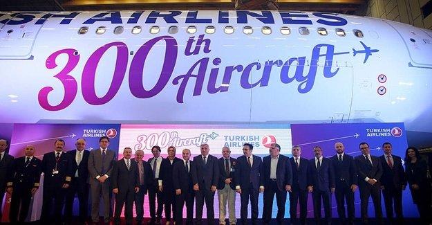 Türk Hava Yollarında Bir İlk Daha Yaşandı