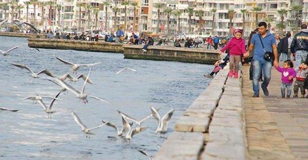 Türkiye Şubat'ta Baharı Yaşıyor