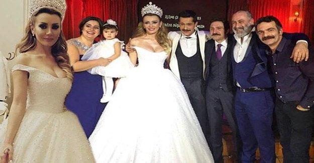 Ünlü Oyuncu Evlendi Büyük Aşkta Mutlu Son!