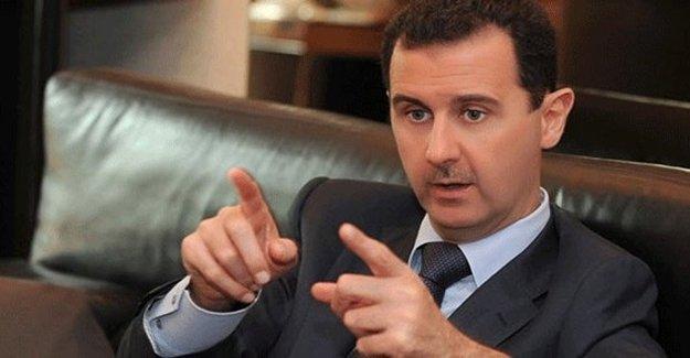 Ve Esad'dan Beklenen Hamle Geldi
