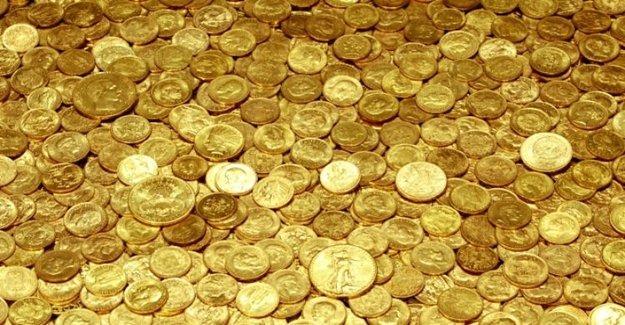 1 Lira 20 Kuruşluk Külçe Altın Satışa Sunuldu