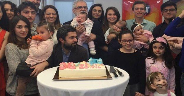 20 Yılda 24 Bin Tüp Bebek