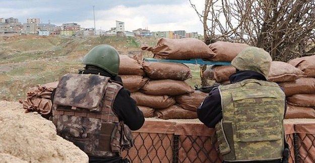3 İlçede PKK'ya Ağır Darbe Vuruldu
