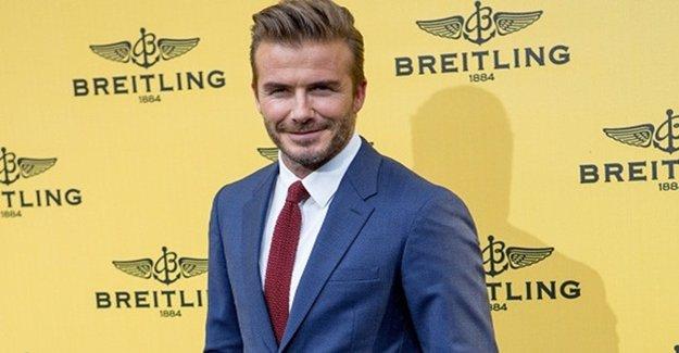 Beckham Stat Yaptırıyor